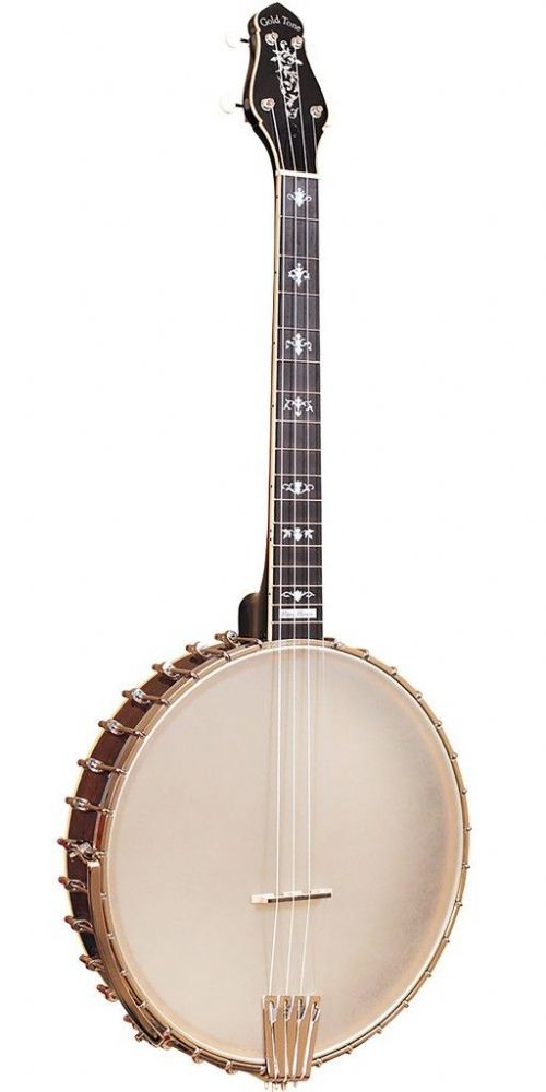 Gold Tone CEB-4  Marcy Marxer Signature series 4-string cello banjo with case